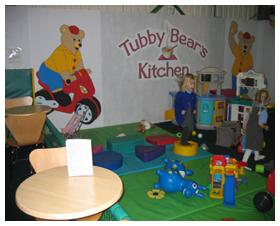 Childrens indoor activities derbyshire