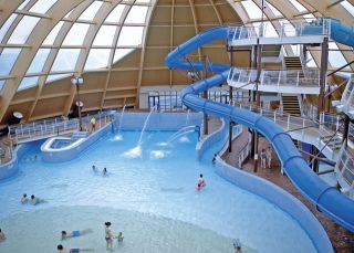 Blue Lagoon Waterpark Narberth Childrens Leisure