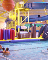 East Sands Leisure Centre Childrens Leisure