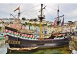 The Golden Hind at Brixham
