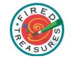Fired Treasures Pottery Cafe - Mill Hill