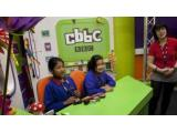 CBBC Tour at MediaCityUK