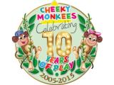 Cheeky Monkees - Corby