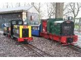 Cutteslowe Park and Miniature Railway - Oxford
