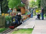 Grosvenor Park Miniature Railway - Chester