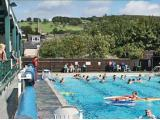 Hathersage Open Air Heated Pool, Hope Valley