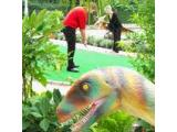 Jurassic Encounter Adventure Golf - New Malden