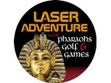 Laser Adventure and indoor Crazy Golf