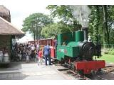 Lynton and Barnstaple Railway - Parracombe