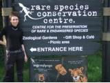 Rare Species Conservation Centre - Sandwich