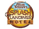 Alton Towers Splash Landings