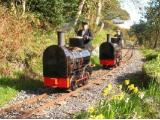 The Great Laxey Mine Railway - Laxey