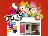 The Happy Potter Ceramic Cafe