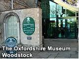 The Oxfordshire Museum, Woodstock