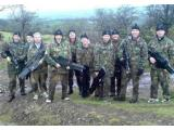 Try Skirmishing Outdoor Laser Experience, Craigavon