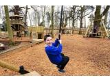 Holkham Hall Woodland Play Area